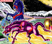 Hecate (Demon-Steed) (Earth-616)