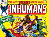 Inhumans Vol 1 1