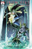 Iron Fist Heart of the Dragon Vol 1 5