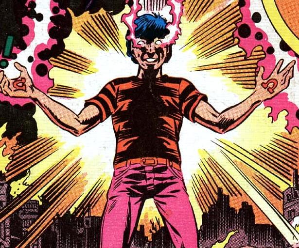 James-Michael Starling (Earth-616)