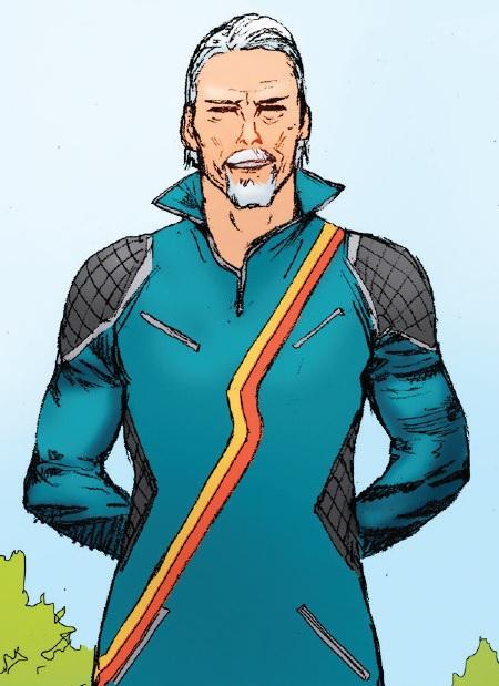 James Tensen (Earth-616)