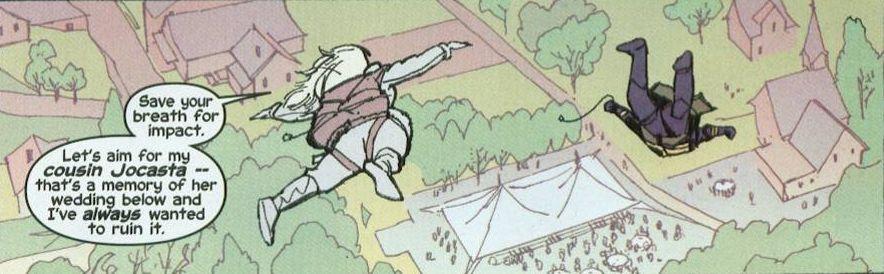 Jocasta Frost (Earth-616)