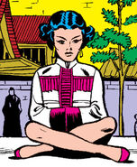 Lady Lotus (Earth-616) from Invaders Vol 1 39 001