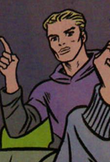 Lennox Capriati (Earth-616)