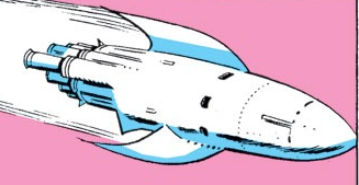 Mangler Missile