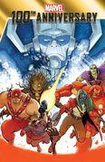 Marvel 100th Anniversary Vol 1 1