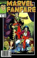 Marvel Fanfare Vol 1 43