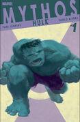 Mythos Hulk Vol 1 1