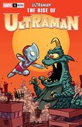Rise of Ultraman Vol 1 1 Young Variant