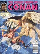 Savage Sword of Conan Vol 1 184