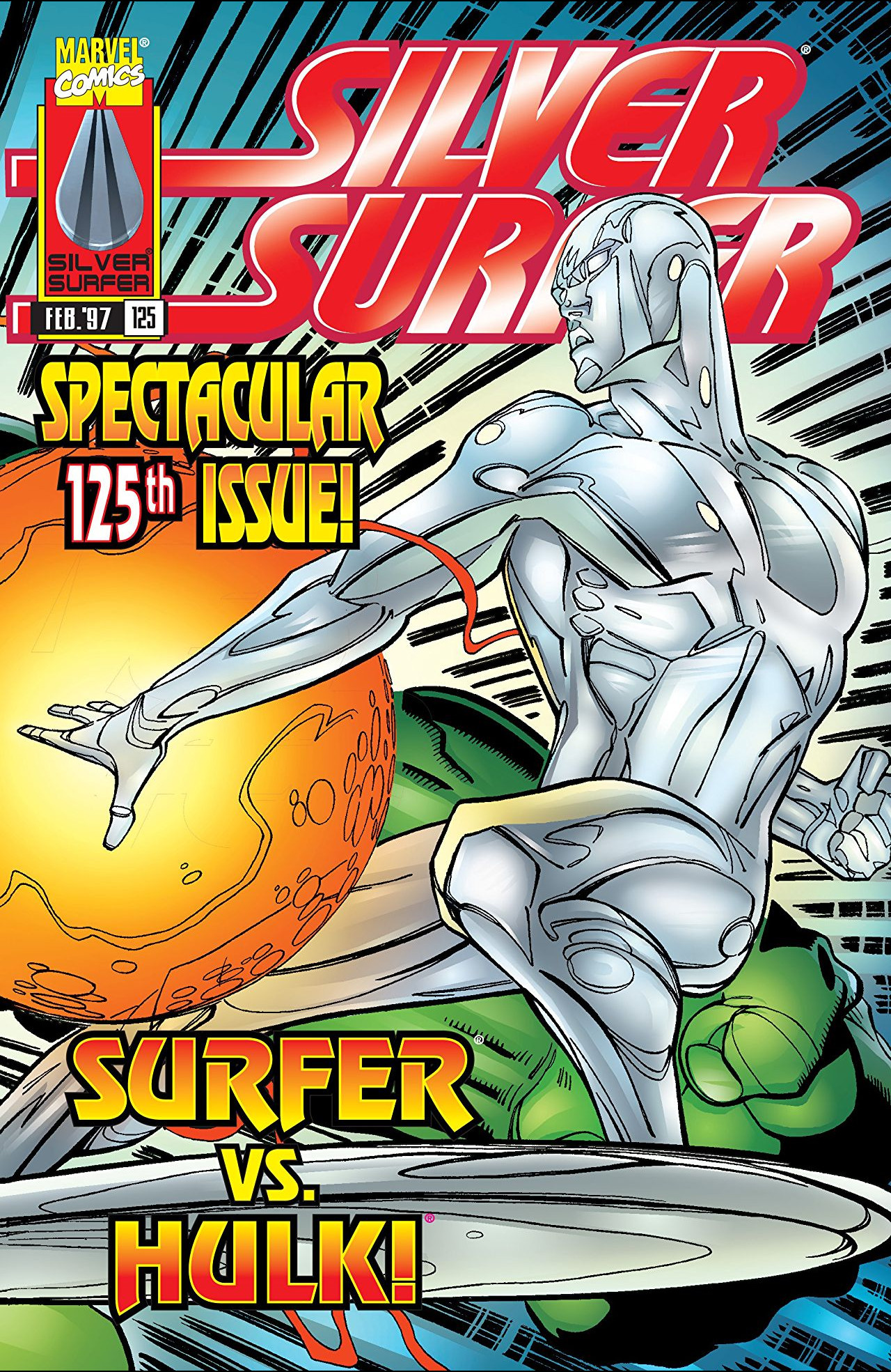 Silver Surfer Vol 3 125