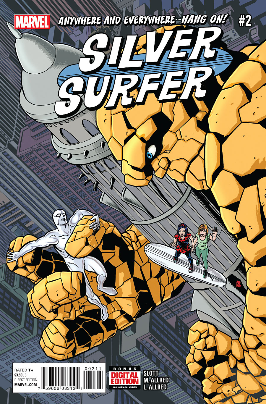 Silver Surfer Vol 8 2