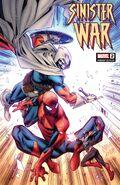 Sinister War Vol 1 2 Gomez Variant