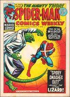 Spider-Man Comics Weekly Vol 1 39