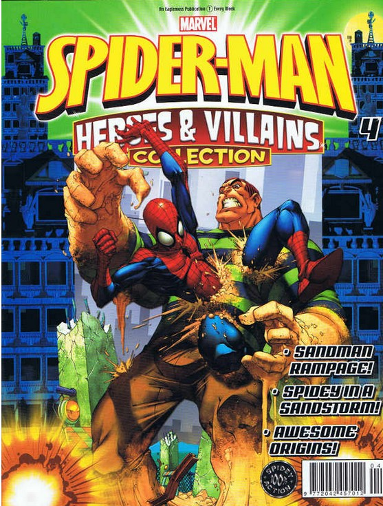 Spider-Man: Heroes & Villains Collection Vol 1 4
