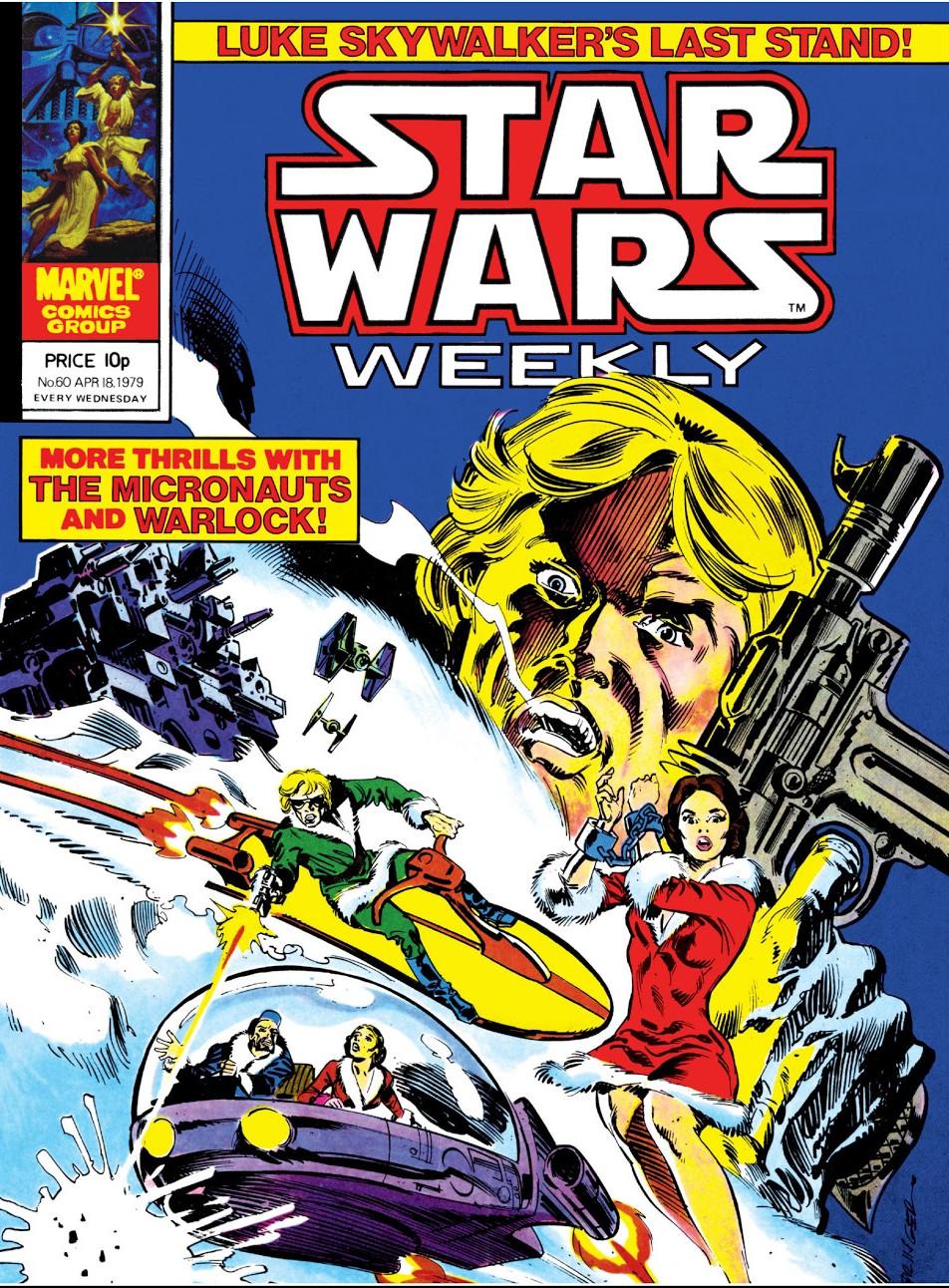 Star Wars Weekly (UK) Vol 1 60