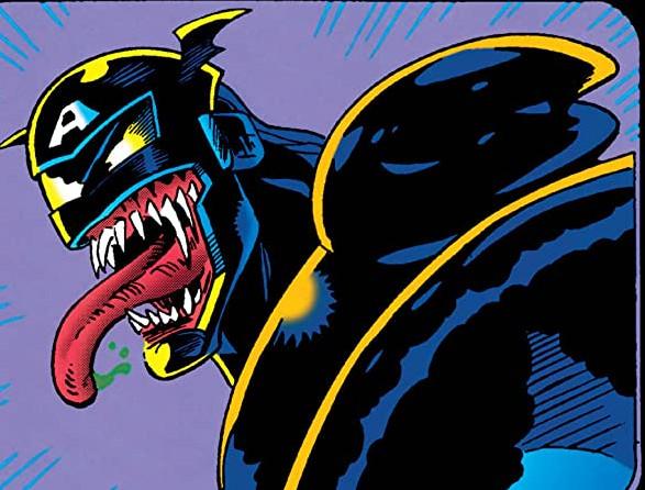 Captain America's Symbiote (Earth-616)