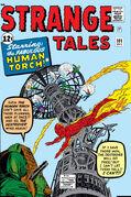 Strange Tales Vol 1 101
