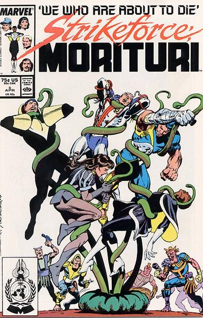 Strikeforce Morituri Vol 1 5