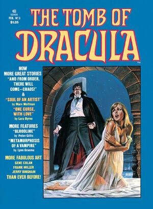 Tomb of Dracula Vol 2 3.jpg