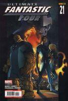 Ultimate Fantastic Four (ES) Vol 1 21