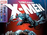 Uncanny X-Men Vol 1 481