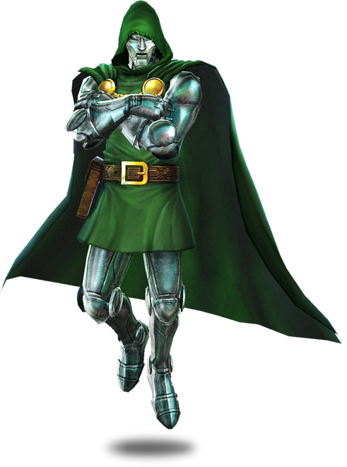 Victor von Doom (Earth-TRN012)