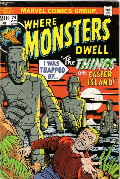 Where Monsters Dwell Vol 1 24