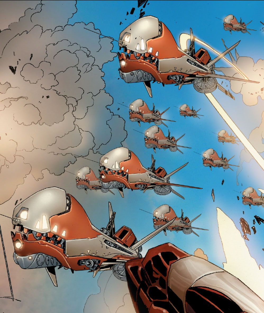 Wingman Drone/Gallery