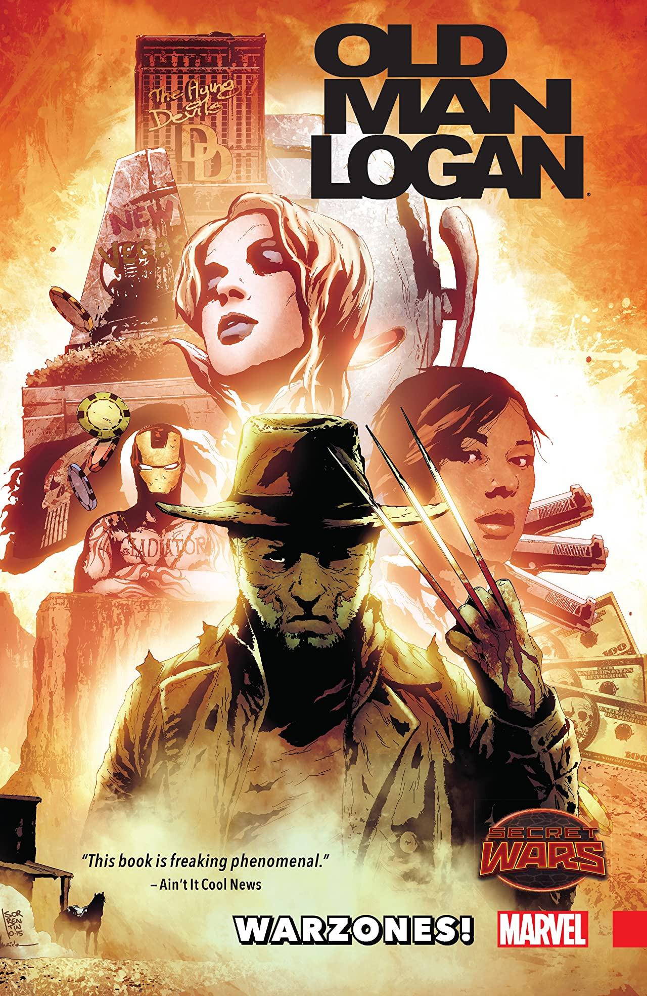 Wolverine: Old Man Logan TPB Vol 1 0: Warzones!