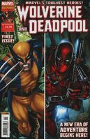 Wolverine and Deadpool Vol 2 1