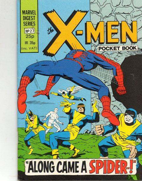 X-Men Pocket Book (UK) Vol 1 27