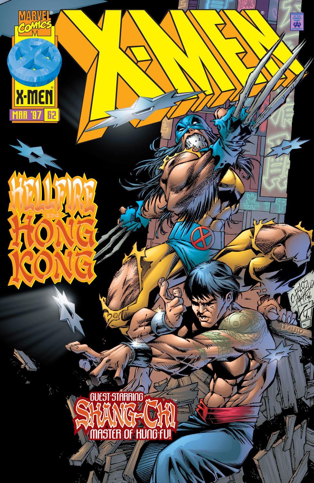 X-Men Vol 2 62