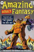 Amazing Fantasy Omnibus Vol 1 1