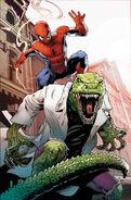 Amazing Spider-Man Vol 5 19.HU Textless