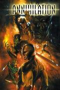 Annihilation Omnibus Vol 1 1