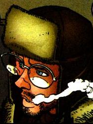 Byron Snagel (Earth-616)