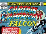 Captain America Vol 1 221