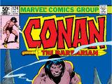 Conan the Barbarian Vol 1 124