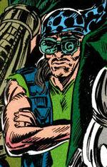 Deadeye, member of Sensor Squad