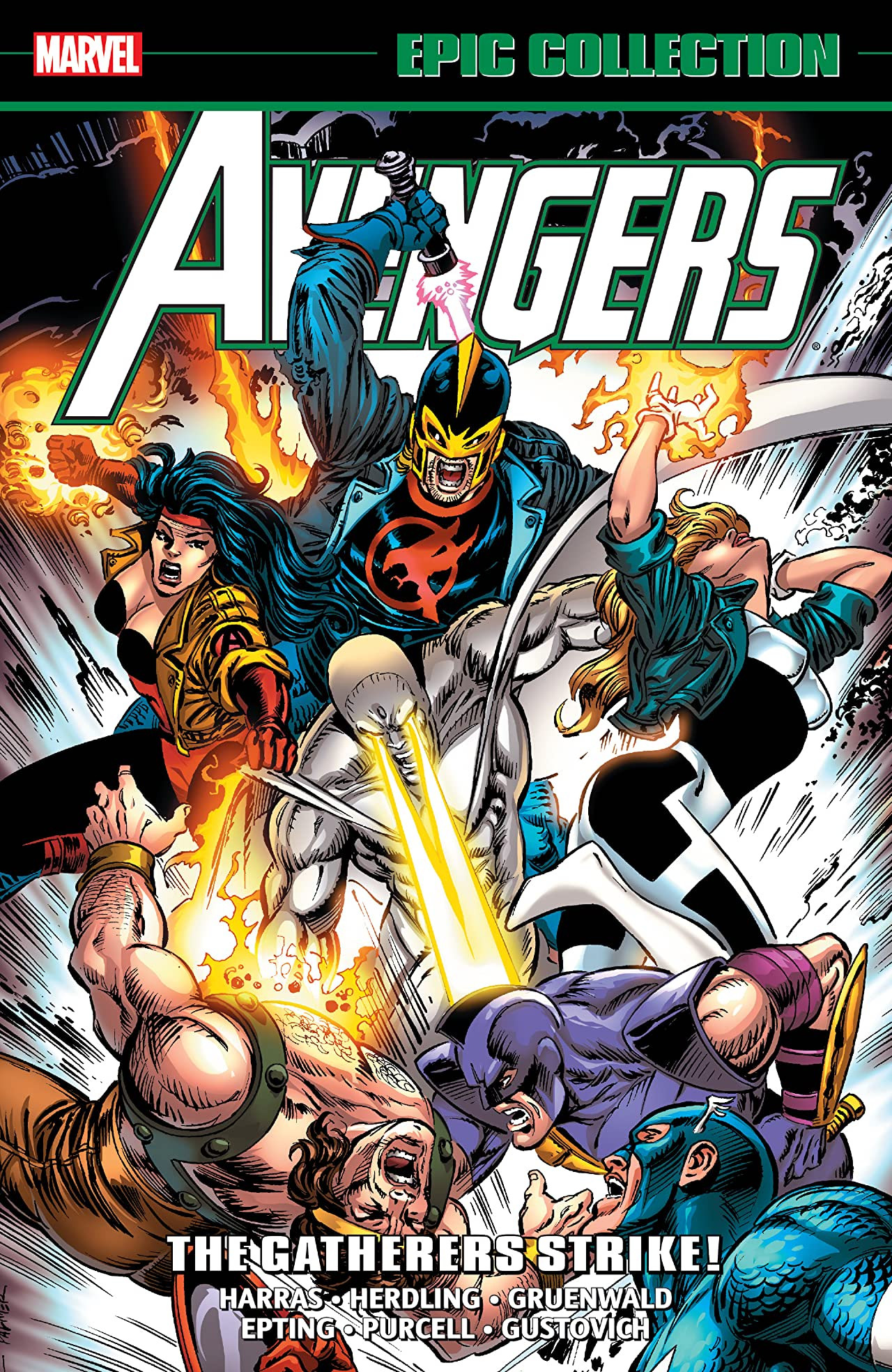 Epic Collection: Avengers Vol 1 24