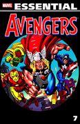 Essential Series Avengers Vol 1 7