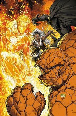 Fantastic Four Vol 1 544 Textless