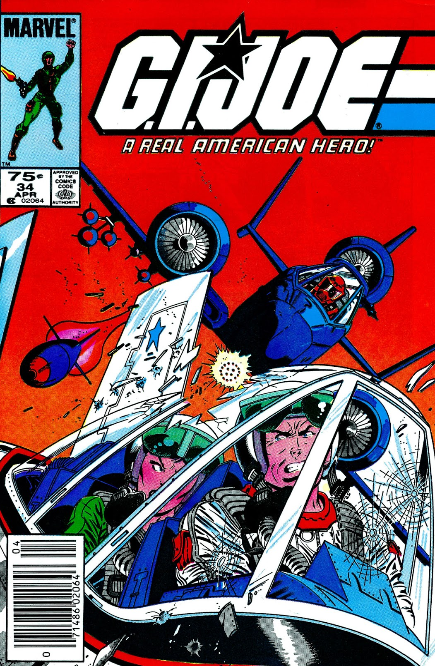 G.I. Joe: A Real American Hero Vol 1 34