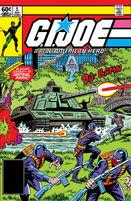 G.I. Joe A Real American Hero Vol 1 5