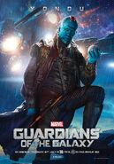 Guardians of the Galaxy (film) poster 014