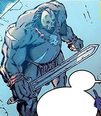 Headhunter (Bloodsport) (Earth-616)
