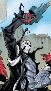 Hive (Poisons) (Earth-17952) Members-Poison Fantomex from Venomized Vol 1 1 001.png