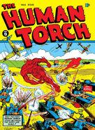 Human Torch Vol 1 9
