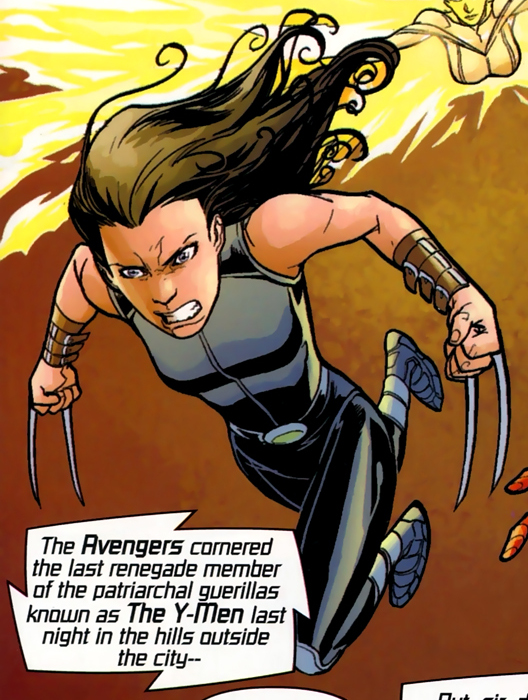 Laura Kinney (Earth-92124)